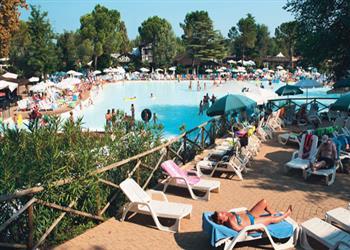 Altomincio Family Park - Salionze, Lake Garda, Italy