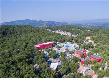 Aluna Vacances campsite - Ruoms, Ardeche and Auvergne, France