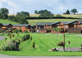 Lodge Escape Badgers Retreat Holiday Park, North Yorkshire