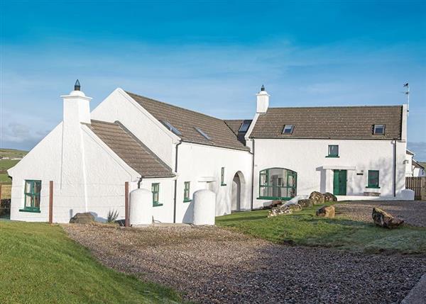 Portnoffer Cottage in