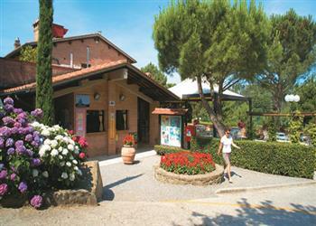Barco Reale Campsite - Lamporecchio, Italy