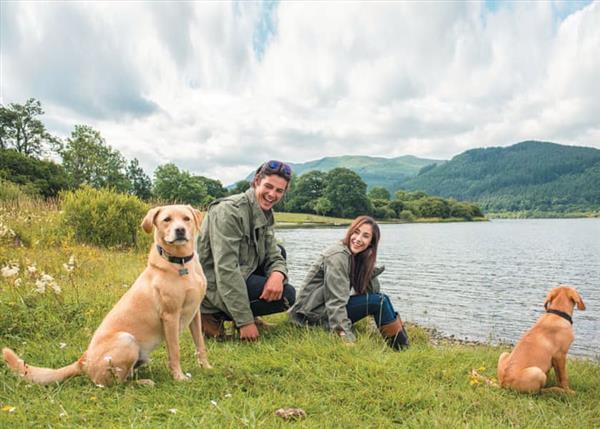 Wanderwood Bassenthwaite Lakeside Lodges, Cumbria