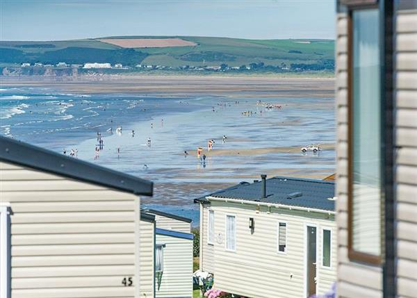 Relax and Explore Beachside Holiday Park, Devon
