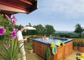 Lodge Escape Belan Bach Lodges, Powys