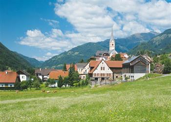 Bella Austria campsite - St Peter Am Kammersberg, Austria