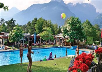 Bella Tola Campsite - Susten, Switzerland