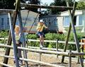 Enjoy a leisurely break at Bembridge Caravan; Saint Helens