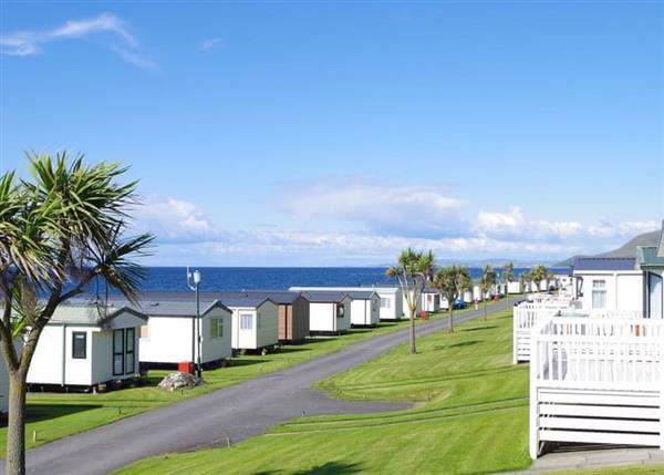Relax and Explore Bennane Shore Holiday Park, Ayrshire