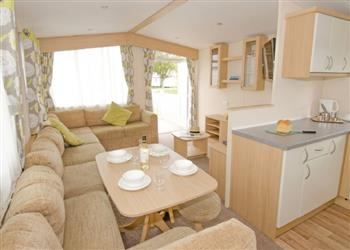 Platinum 6 Caravan at Beverley Park in Paignton, Devon