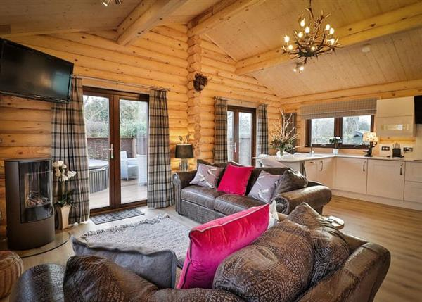 Lodge Escape Blackwell Lodges, North Yorkshire