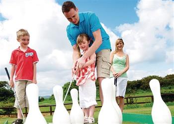 Family Fun Blue Dolphin Holiday Park, North Yorkshire