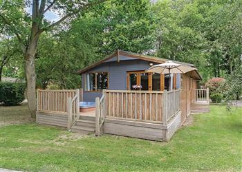 Woodstock Lodge at Bluewood Lodges in