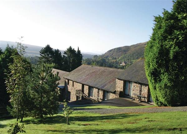 Pen-Y-Bont Cottage at Brecon Beacons Resort in