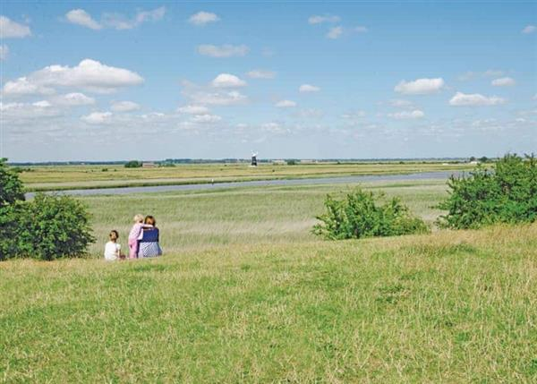 Family Fun Breydon Water, Norfolk