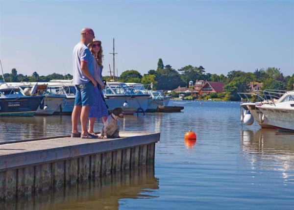Relax and Explore Broadland Holiday Village, Suffolk