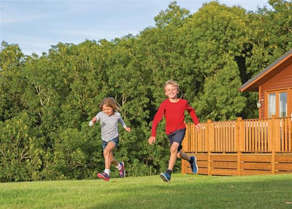 Brokerswood Holiday Park in Southwick