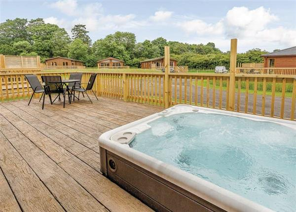 Lodge Escape Brokerswood Holiday Park, Wiltshire