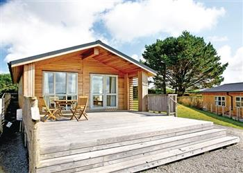 Evermore Caddy's Corner Lodges, Cornwall