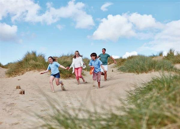 Family Fun Plus Camber Sands, East Sussex