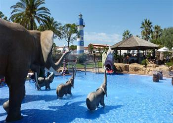 Cambrils Park - Salou, Costa Dorada, Spain