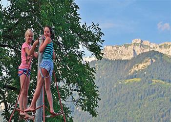 Camping Les Fontaines - Annecy Doussard, The Alps, France