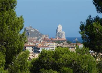 Castell Montgri Campsite - Estartit, Costa Brava, Spain
