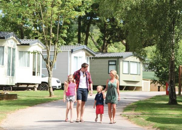 Relax and Explore Castle Brake Holiday Park, Devon
