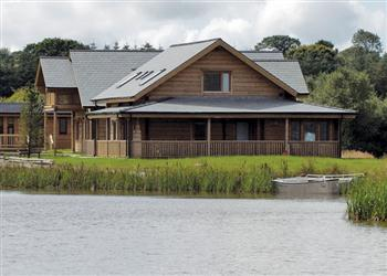 Relax and Explore Celtic Lake Lodges, Dyfed
