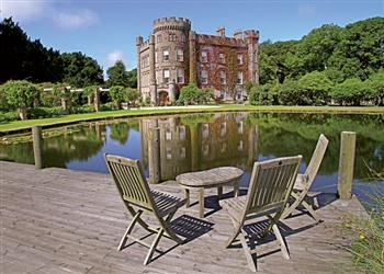 Relax and Explore Cloncaird Castle Country Estate, Ayrshire