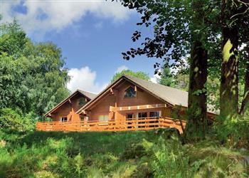 Lodge Escape Conifer Lodges, Wigtownshire