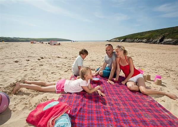 Relax and Explore Crantock Beach, Cornwall