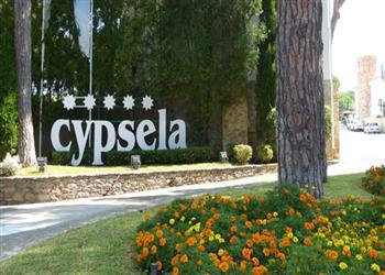 Cypsela Campsite - Playa De Pals, Costa Brava, Spain