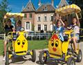 Have a fun family holiday at Domaine de Drancourt Campsite; St Valéry, Picardy