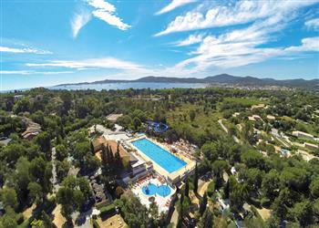 Domaine des Naiades campsite - Port Grimaud, Riviera and Provence, France