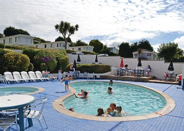 Relax and Explore Fishguard Holiday Park, Dyfed