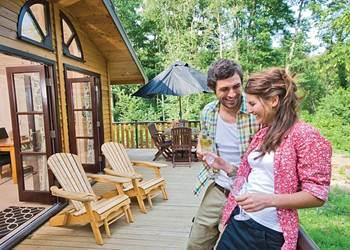 Wanderwood Fritton Lake Woodland Lodges, Norfolk