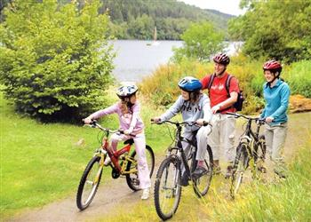 Relax and Explore Glengarry Lodges, Inverness-Shire