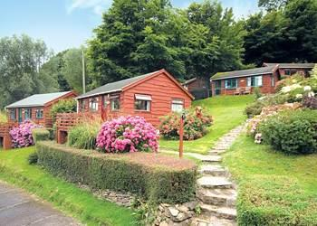 Lodge Escape Grattons Cedar Lodges, Devon