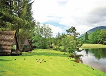 Relax and Explore Great Glen Water Park, Inverness-Shire