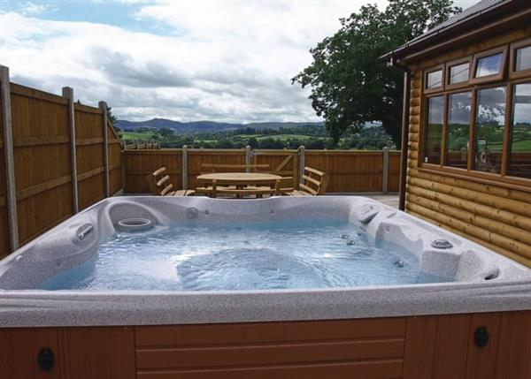 Lodge Escape Heart of Wales Lodges, Powys
