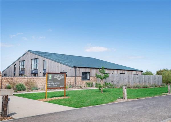 Home Farm Park Luxury Barns, Skegness