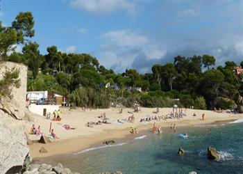 Internacional de Calonge Campsite - Playa d'Aro, Costa Brava, Spain