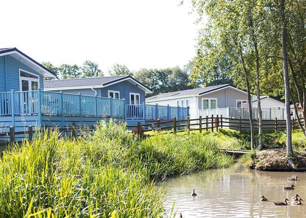 Lodge Escape Woodlands Park, East Sussex