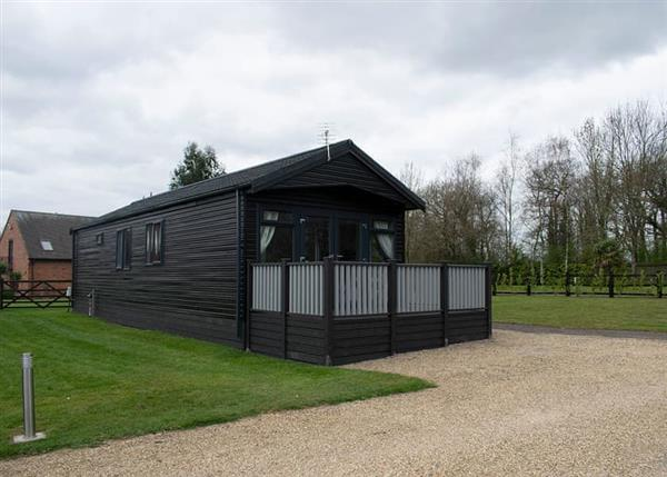 Lodge Escape King Richards Country Lodges, Leicestershire