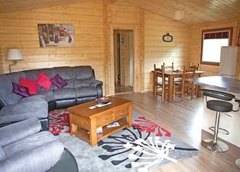 Lodge Escape Kingsford Farm Lodges, Devon