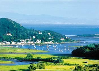 Relax and Explore Kippford, Kirkcudbrightshire