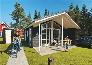 Lalandia Resort campsite - Billund, Denmark
