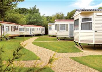 Landguard Gold 3 sleeps 8 pet