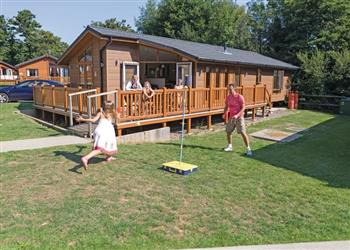Landguard Bronze 3 Lodge (sleeps 6)