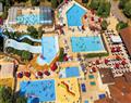 The family will have a great time at Les Peneyrals campsite; Salignac, Dordogne